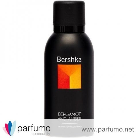 Bergamot and Amber by Bershka