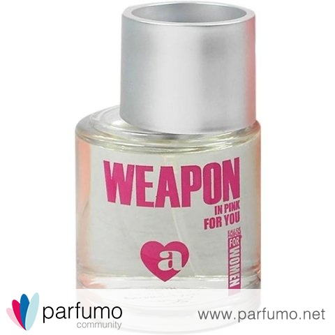 Weapon In Pink For You by Archies
