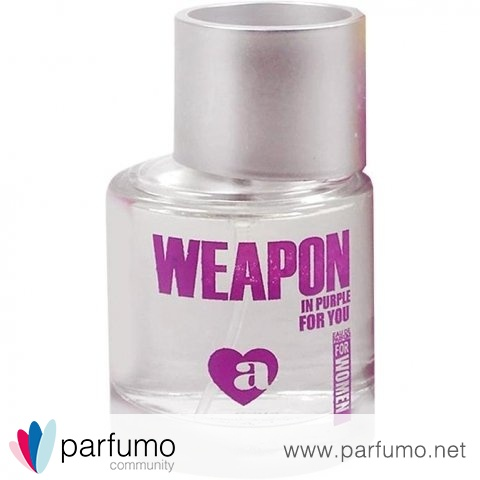 Weapon In Purple For You by Archies
