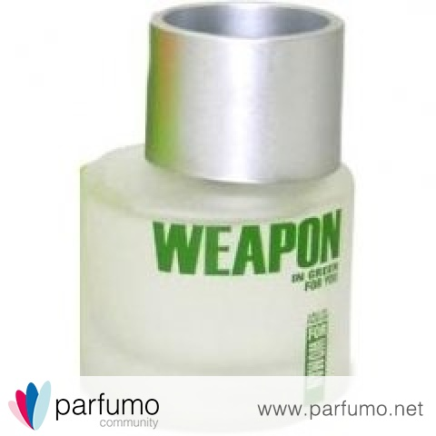 Weapon In Green For You by Archies