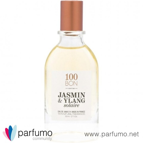 Jasmin & Ylang Solaire by 100BON