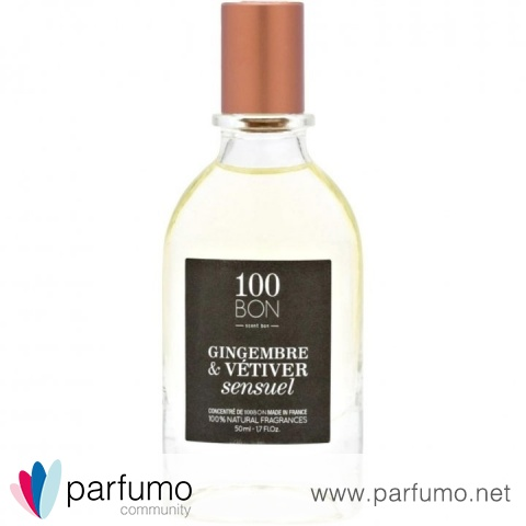 Gingembre & Vétiver Sensuel by 100BON