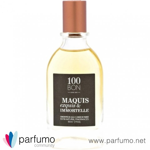Maquis Exquis & Immortelle by 100BON