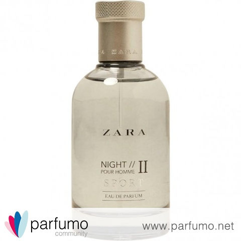 Zara Night Pour Homme Ii Sport Reviews And Rating