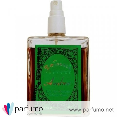 Ambre by Eminence Parfums