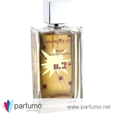 insupErable Man n.2 by Eminence Parfums