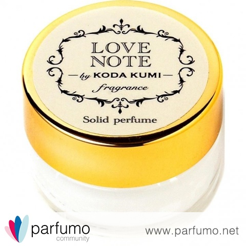 Love Note / ラブノート (Solid Perfume) by Kumi Kōda / 倖田來未