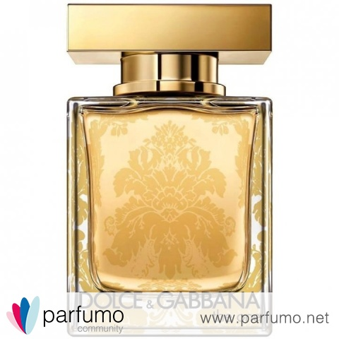 The One Baroque Collector by Dolce & Gabbana