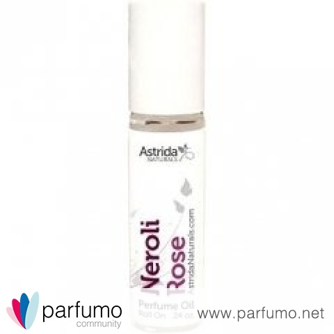 Neroli Rose (Perfume Oil) by Astrida Naturals
