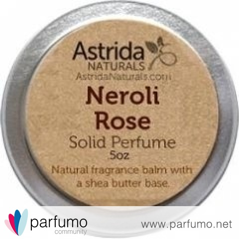Neroli Rose (Solid Perfume) by Astrida Naturals