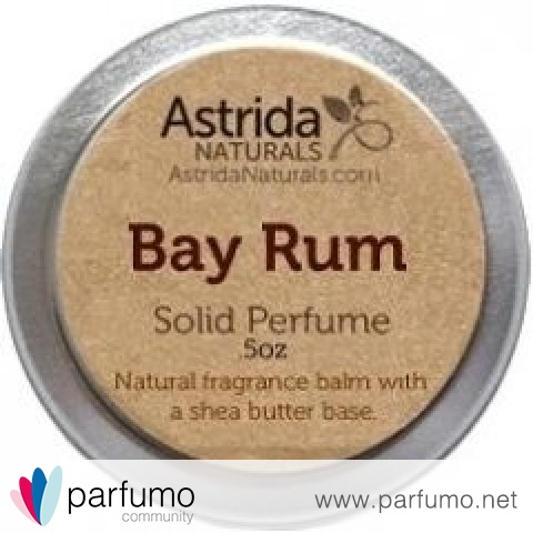 Bay Rum (Solid Perfume) by Astrida Naturals