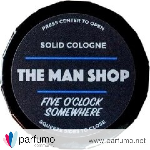 Five O'Clock Somewhere by The Man Shop
