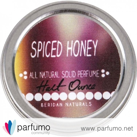 Spiced Honey by Beridan Naturals