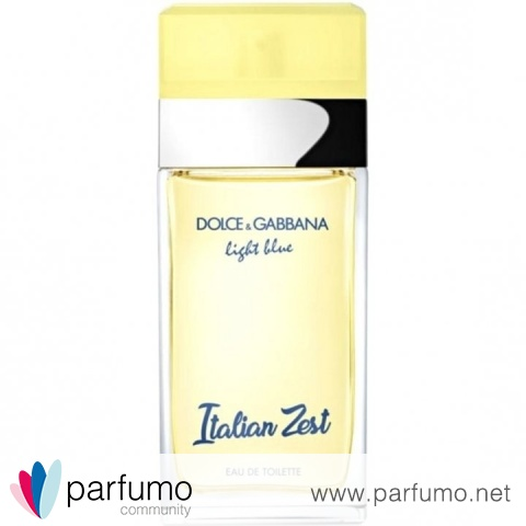 Light Blue Italian Zest by Dolce & Gabbana
