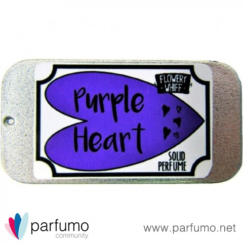Purple Heart von Flowery Whiff