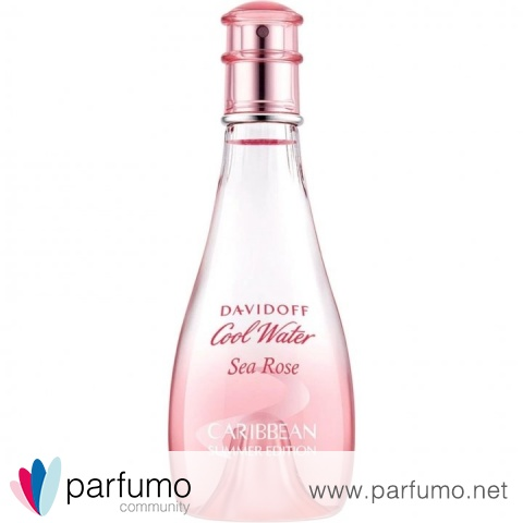 Cool Water Sea Rose Caribbean Summer Edition by Davidoff