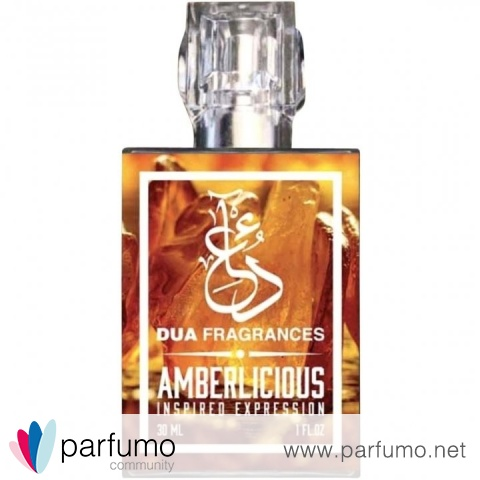 Amberlicious by Dua Fragrances