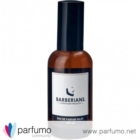 Eau de Parfum No. 01 by Barberians