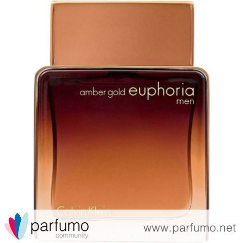 Amber Gold Euphoria Men by Calvin Klein