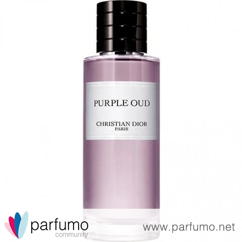 Purple Oud by Dior