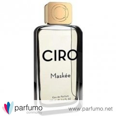 Maskée (2018) by Ciro / Parfums Ciro