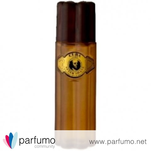 Cuba Brown (After Shave) by Cuba