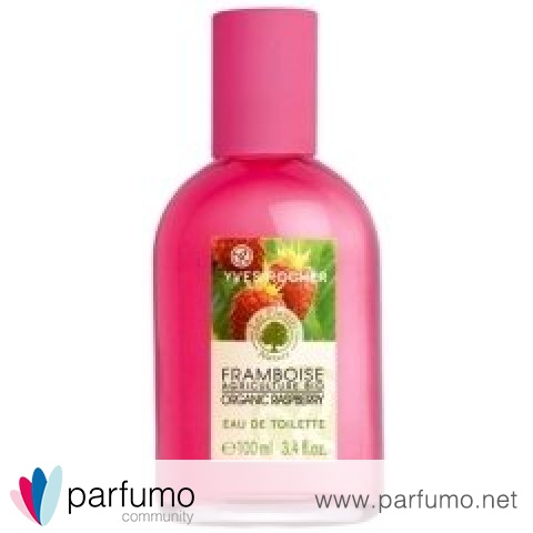 Les Plaisirs Nature - Framboise Agriculture Bio / Organic Raspberry by Yves Rocher