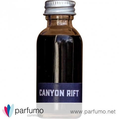 Canyon Rift von Barnaby Black