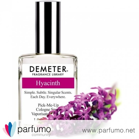 Hyacinth von Demeter Fragrance Library / The Library Of Fragrance