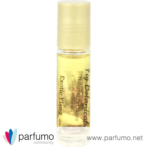 Exotic Ylang by Fig Botanicals