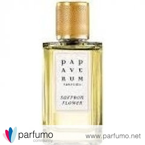 Papaverum - Saffron Flower von Jardin de Parfums