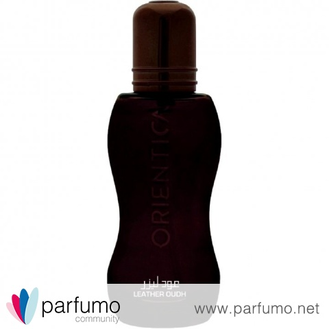 Leather Oudh by Orientica