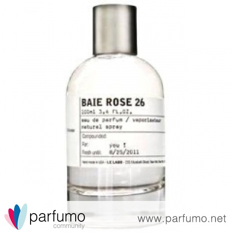 Baie Rose 26 by Le Labo