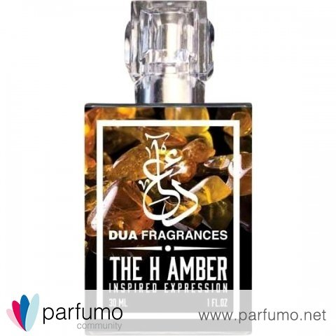 The H Amber by Dua Fragrances