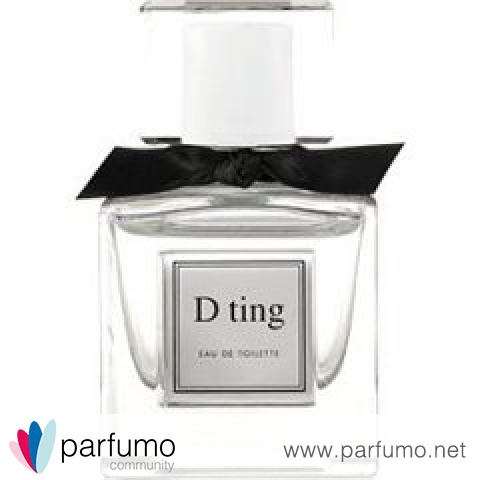 D ting Joie White / ディーティン ジョワホワイト (Eau de Toilette) by D ting / ディーティン