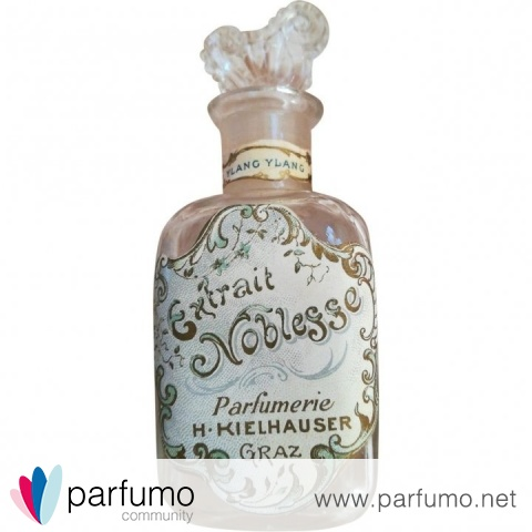Extrait Noblesse - Ylang Ylang by H. Kielhauser