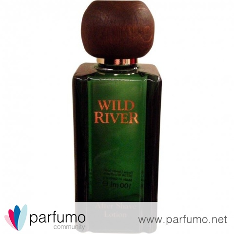 Wild River (After Shave Lotion) by Exquisit Berlin / VEB Exquisit