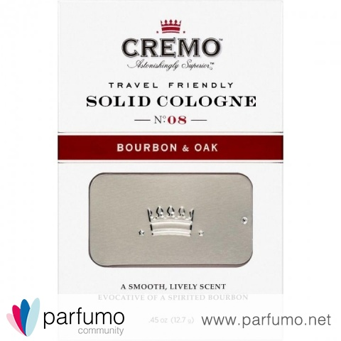 Bourbon & Oak (Solid Cologne) von Cremo