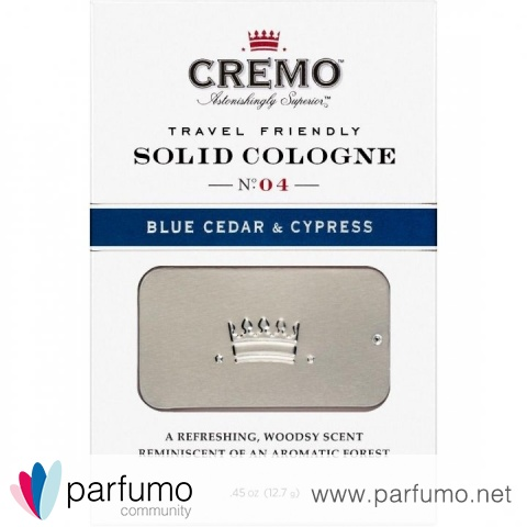 Blue Cedar & Cypress (Solid Cologne) by Cremo