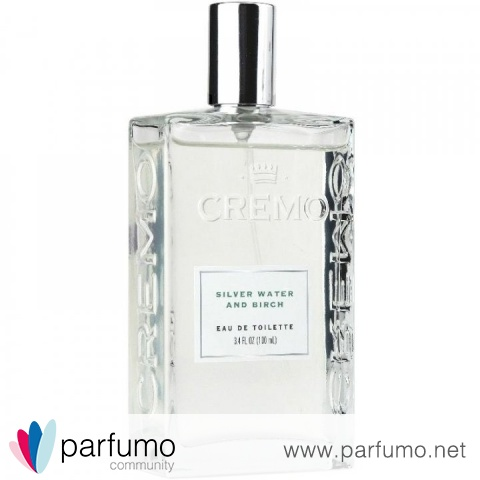 Silver Water and Birch (Eau de Toilette) von Cremo