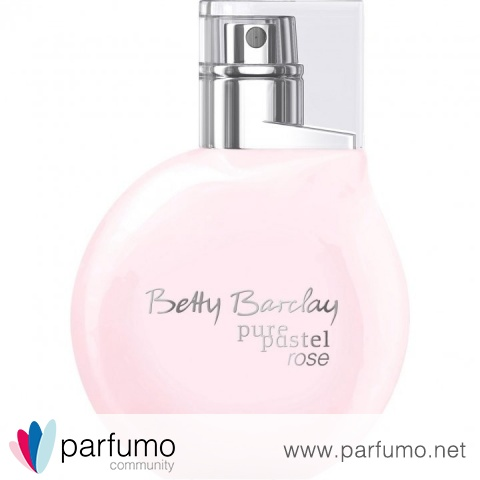 Pure Pastel Rose (Eau de Parfum) by Betty Barclay