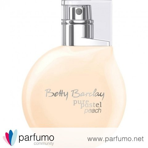 Pure Pastel Peach (Eau de Toilette) von Betty Barclay