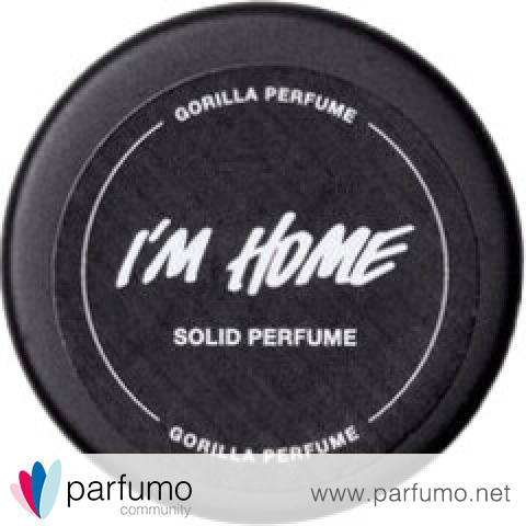 I'm Home (Solid Perfume) by Lush / Cosmetics To Go