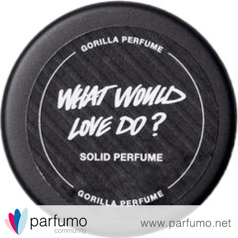 What Would Love Do (Solid Perfume)