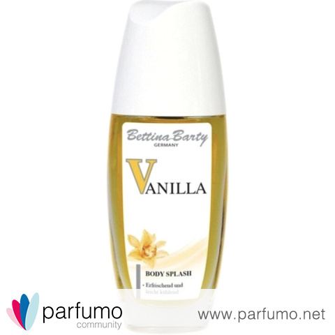 Vanilla (Body Splash) by Bettina Barty