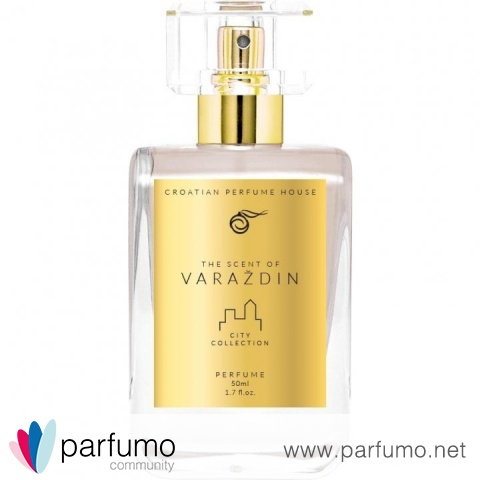 City Collection - The Scent of Varaždin von Croatian Perfume House