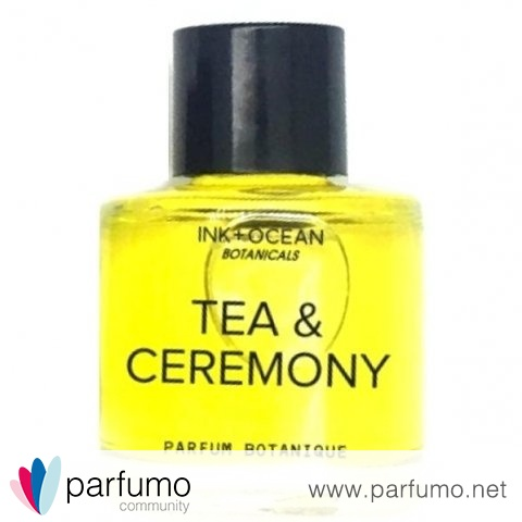 Tea & Ceremony by Ink + Ocean Botanicals