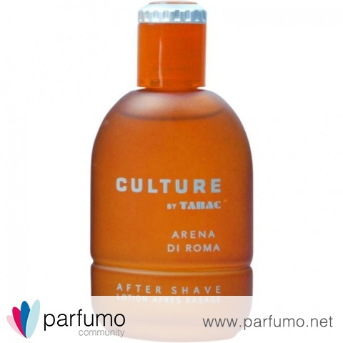 Culture by Tabac: Arena di Roma (After Shave) von Mäurer & Wirtz