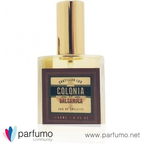Colonia Balsamica (Eau de Toilette) by Chatillon Lux