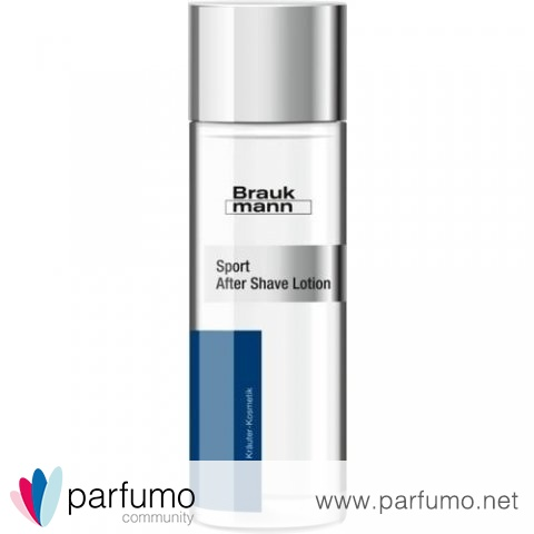 Braukmann Sport (After Shave Lotion) by Hildegard Braukmann
